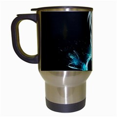 Dragon Classical Light  Travel Mugs (white) by amphoto