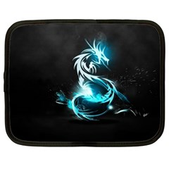 Dragon Classical Light  Netbook Case (xxl)  by amphoto