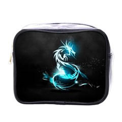 Dragon Classical Light  Mini Toiletries Bags by amphoto
