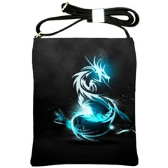 Dragon Classical Light  Shoulder Sling Bags by amphoto