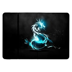Dragon Classical Light  Samsung Galaxy Tab 8 9  P7300 Flip Case by amphoto