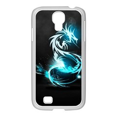 Dragon Classical Light  Samsung Galaxy S4 I9500/ I9505 Case (white) by amphoto