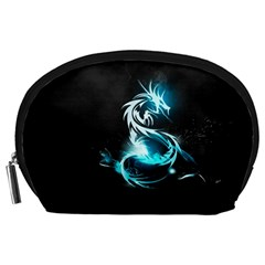 Dragon Classical Light  Accessory Pouches (large)  by amphoto