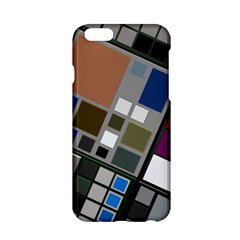 Abstract Composition Apple Iphone 6/6s Hardshell Case by Nexatart
