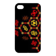 Algorithmic Drawings Apple Iphone 4/4s Premium Hardshell Case