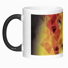 Fractal Lion Morph Mugs by Nexatart