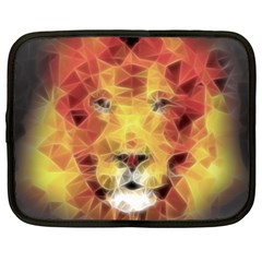 Fractal Lion Netbook Case (xxl)