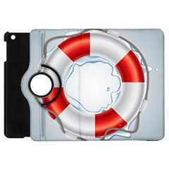 Spare Tire Icon Vector Apple Ipad Mini Flip 360 Case by Nexatart
