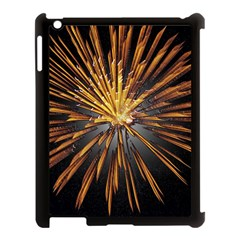 Pyrotechnics Thirty Eight Apple Ipad 3/4 Case (black) by Nexatart