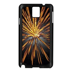 Pyrotechnics Thirty Eight Samsung Galaxy Note 3 N9005 Case (black) by Nexatart