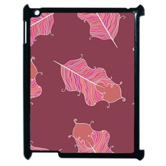 Plumelet Pen Ethnic Elegant Hippie Apple Ipad 2 Case (black)