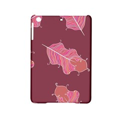 Plumelet Pen Ethnic Elegant Hippie Ipad Mini 2 Hardshell Cases by Nexatart