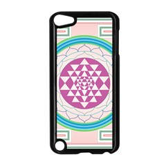 Mandala Design Arts Indian Apple Ipod Touch 5 Case (black) by Nexatart