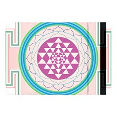 Mandala Design Arts Indian Apple Ipad Pro 10 5   Flip Case by Nexatart