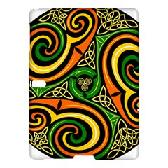 Celtic Celts Circle Color Colors Samsung Galaxy Tab S (10 5 ) Hardshell Case  by Nexatart