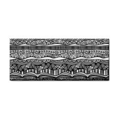 Ethno Seamless Pattern Cosmetic Storage Cases