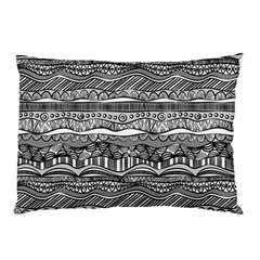 Ethno Seamless Pattern Pillow Case