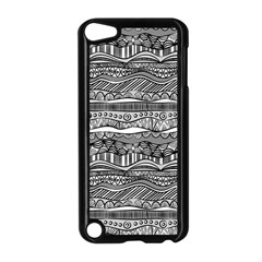 Ethno Seamless Pattern Apple Ipod Touch 5 Case (black) by Nexatart