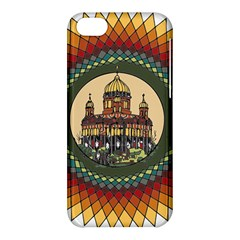 Building Mandala Palace Apple Iphone 5c Hardshell Case