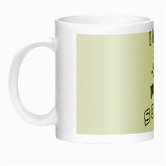I Have A 21 Years Old Soul Night Luminous Mugs by store21