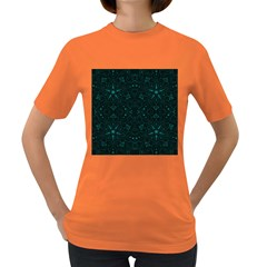 Majestic Pattern C Women s Dark T Shirt by MoreColorsinLife