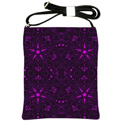 Majestic Pattern E Shoulder Sling Bags by MoreColorsinLife