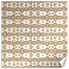 Multicolor Graphic Pattern Canvas 20  X 20   by dflcprints