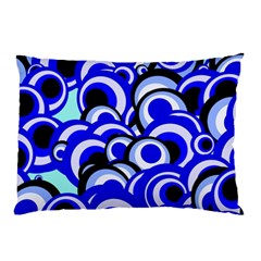 Retro Pattern 1973e Pillow Case by MoreColorsinLife
