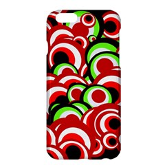 Retro Pattern 1973c Apple Iphone 6 Plus/6s Plus Hardshell Case by MoreColorsinLife