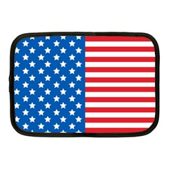 Usa Flag Netbook Case (medium)  by stockimagefolio1