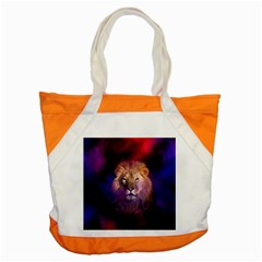 Lion Accent Tote Bag by stockimagefolio1