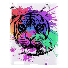 Tiger Apple Ipad 3/4 Hardshell Case by stockimagefolio1