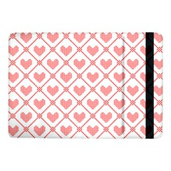 Heart Pattern Samsung Galaxy Tab Pro 10 1  Flip Case by stockimagefolio1