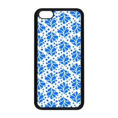 Water Drops Pattern Apple Iphone 5c Seamless Case (black) by stockimagefolio1