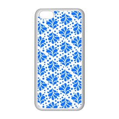 Water Drops Pattern Apple Iphone 5c Seamless Case (white) by stockimagefolio1