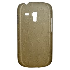 Gold Floral Royal Pattern  Galaxy S3 Mini by paulaoliveiradesign