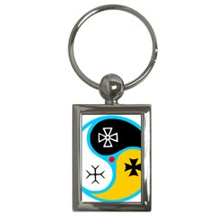 Assianism Symbol Key Chains (rectangle)  by abbeyz71