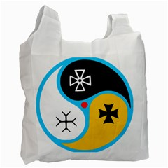 Assianism Symbol Recycle Bag (one Side) by abbeyz71