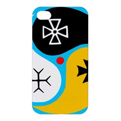 Assianism Symbol Apple Iphone 4/4s Hardshell Case by abbeyz71