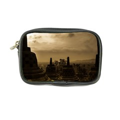Borobudur Temple Indonesia Coin Purse by Nexatart