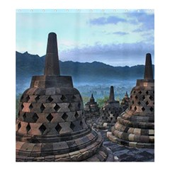 Borobudur Temple  Morning Serenade Shower Curtain 66  X 72  (large)