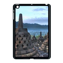Borobudur Temple  Morning Serenade Apple Ipad Mini Case (black)