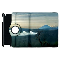 Bromo Caldera De Tenegger  Indonesia Apple Ipad 3/4 Flip 360 Case