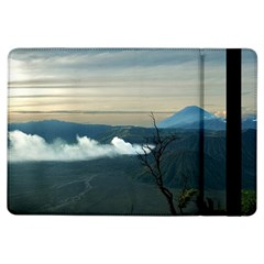 Bromo Caldera De Tenegger  Indonesia Ipad Air Flip by Nexatart