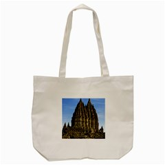Prambanan Temple Tote Bag (cream)