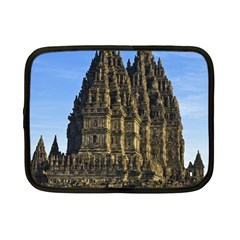 Prambanan Temple Netbook Case (small)  by Nexatart