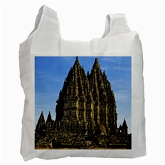 Prambanan Temple Recycle Bag (one Side)
