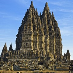 Prambanan Temple Magic Photo Cubes by Nexatart