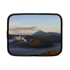 Sunrise Mount Bromo Tengger Semeru National Park  Indonesia Netbook Case (small)  by Nexatart