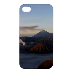 Sunrise Mount Bromo Tengger Semeru National Park  Indonesia Apple Iphone 4/4s Premium Hardshell Case